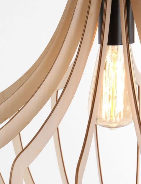 Landelijke hanglamp