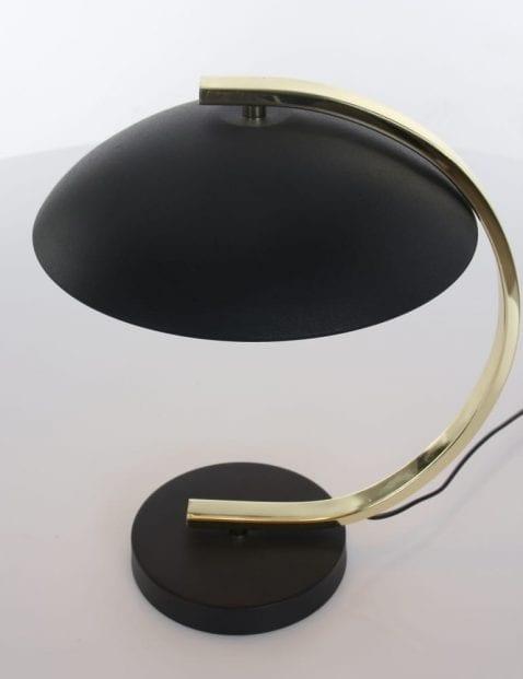 tafellamp design zwart