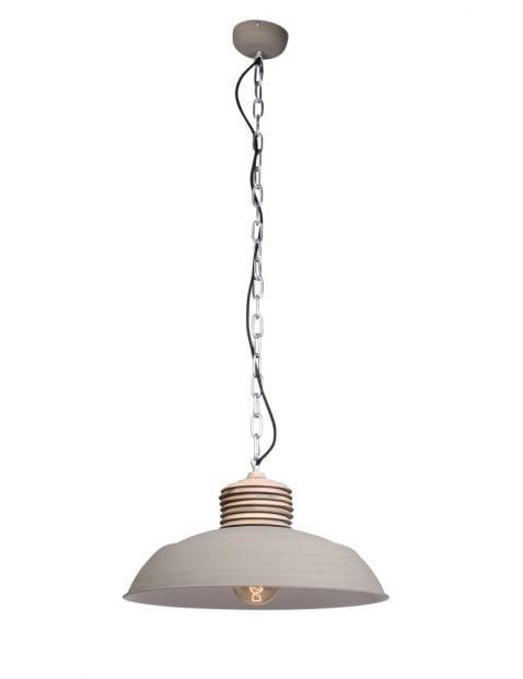 hanglamp met grote kap