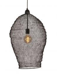 gaashanglamp zwart gaas