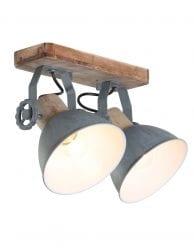 grijze-plafondlamp