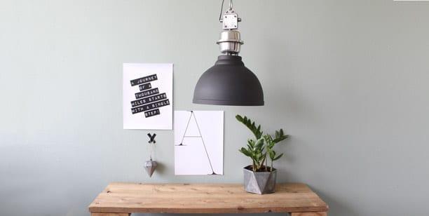 industriele-hanglamp-antraciet