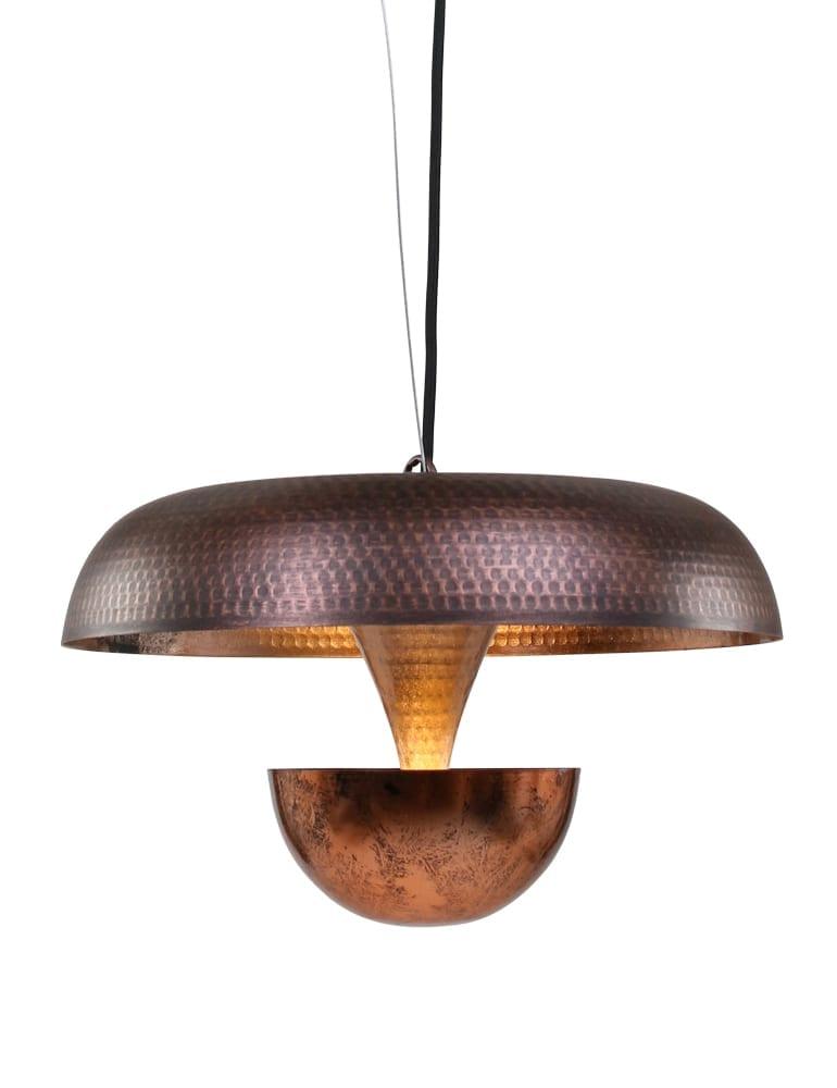 New Design hanglamp eettafel Expo Trading Blago bruin - Directlampen.nl &QR93