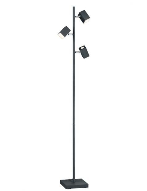 zwarte-drielichts-vloerlamp-kantelbaar