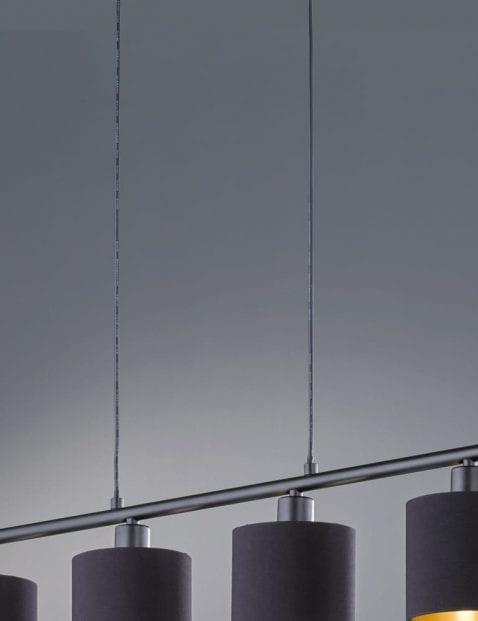 4lichts-hanglamp-met-gouden-binnenzijde-2