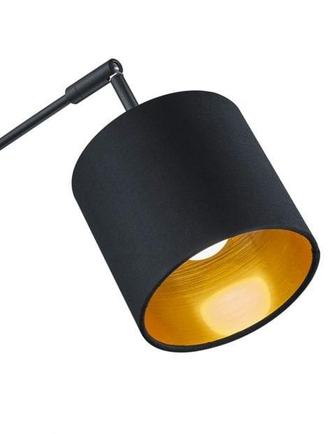 5lichts-vloerlamp-met-gouden-binnenzijde-7