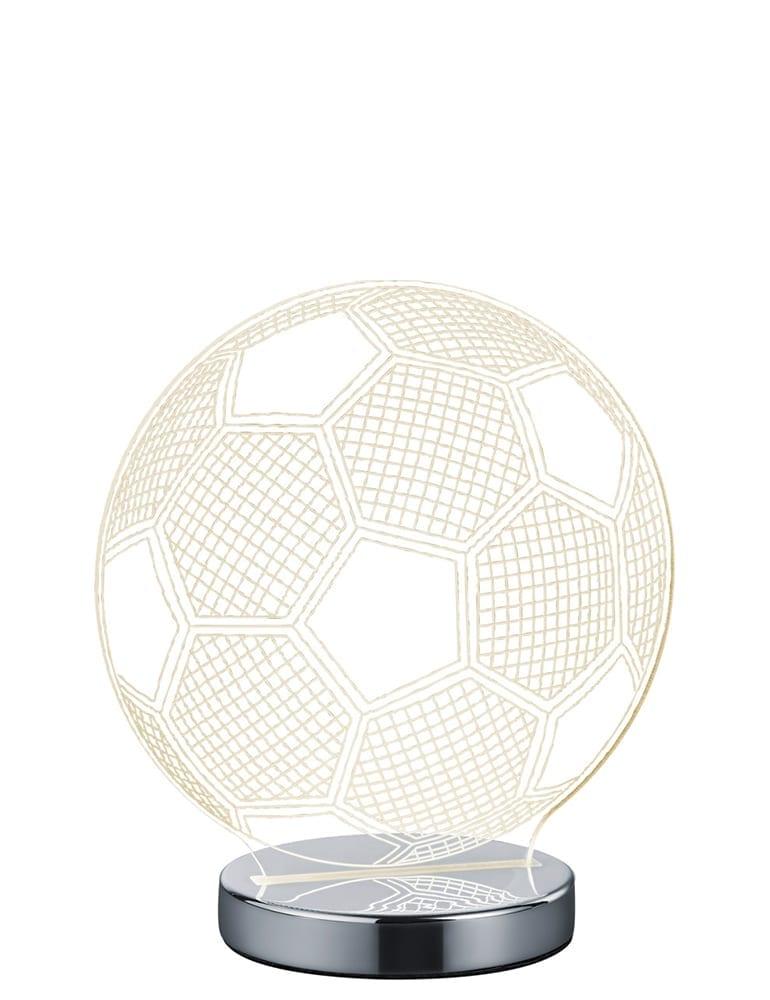 Zeer Doorzichtige voetbal lamp Reality Ball - Directlampen.nl TD22