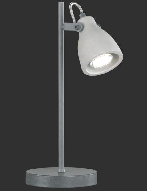 Grijze-industriële-bureaulamp-1