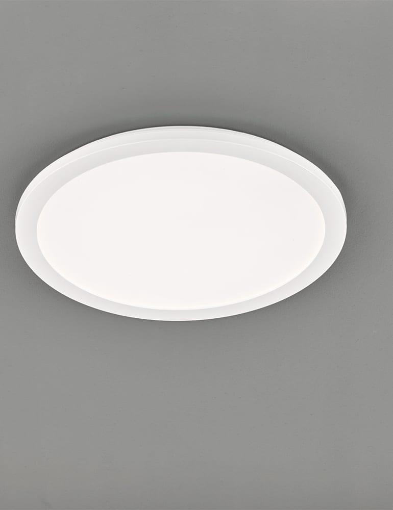 Bekend Grote ronde plafondlamp Reality Camillus - Directlampen.nl OW27
