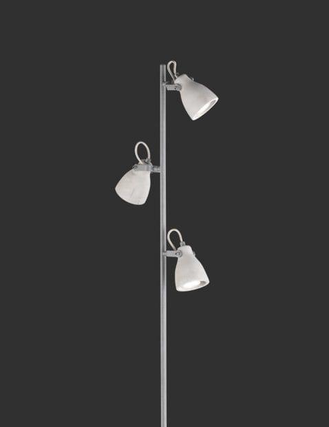 Industriële-drielicht-vloerlamp-1