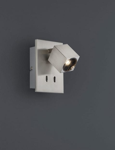 Kantelbare-wandlamp-staalkleurig-1