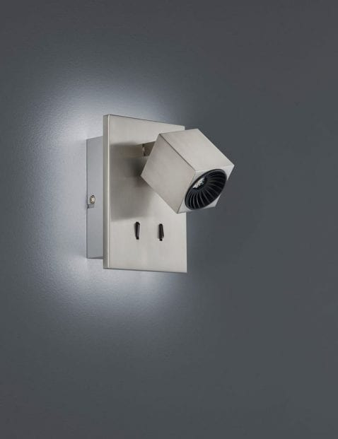 Kantelbare-wandlamp-staalkleurig-3