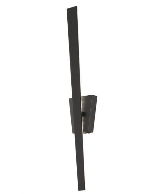 Langwerpige wandlamp