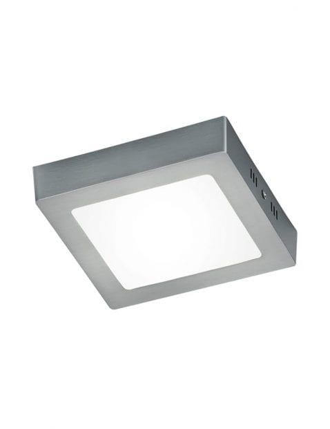 Moderne plafondlamp vierkant