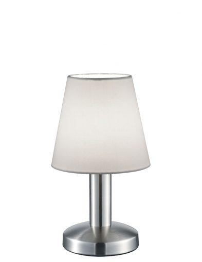Moderne tafellamp wit