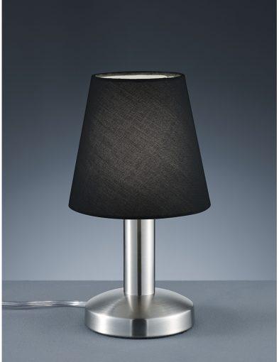 Moderne-tafellamp-zwart-4