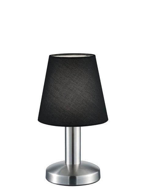 Moderne tafellamp zwart
