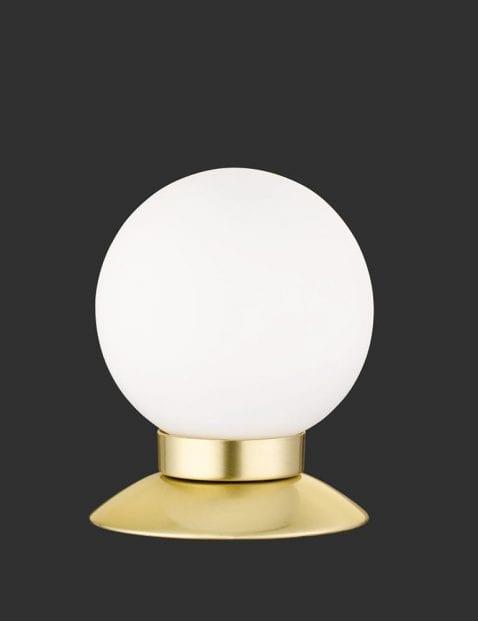 Ronde-tafellamp-met-gouden-voet-1