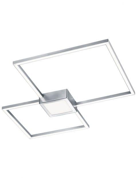 Tweelichts vierkante plafondlamp