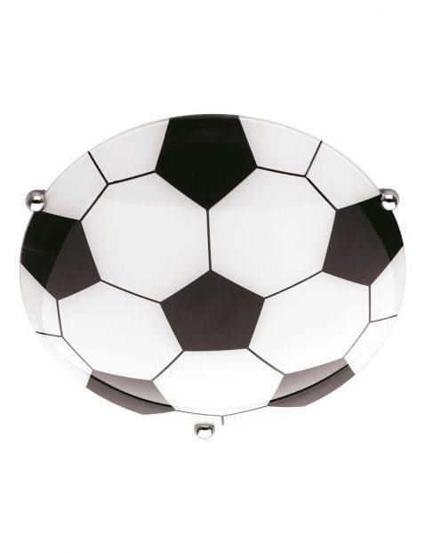 Voetbal plafondlamp