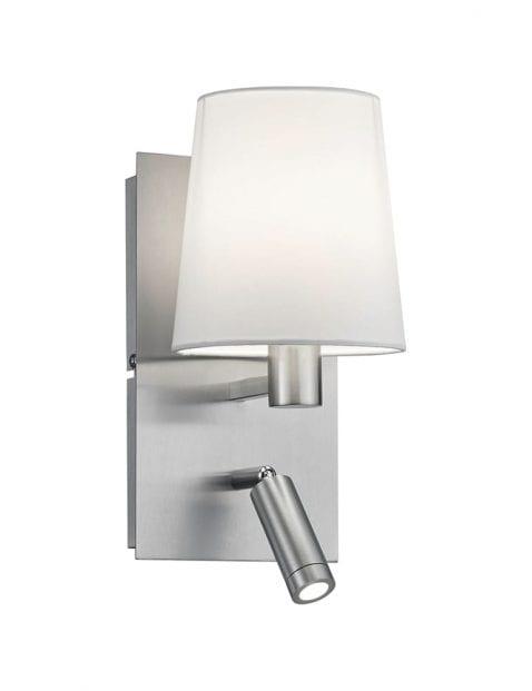 Wandlamp met extra leeslicht