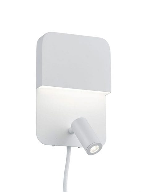 Wandlamp met kantelbaar lampje