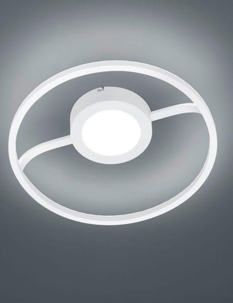 Witte-ronde-plafondlamp-1