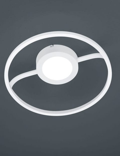 Witte-ronde-plafondlamp-2