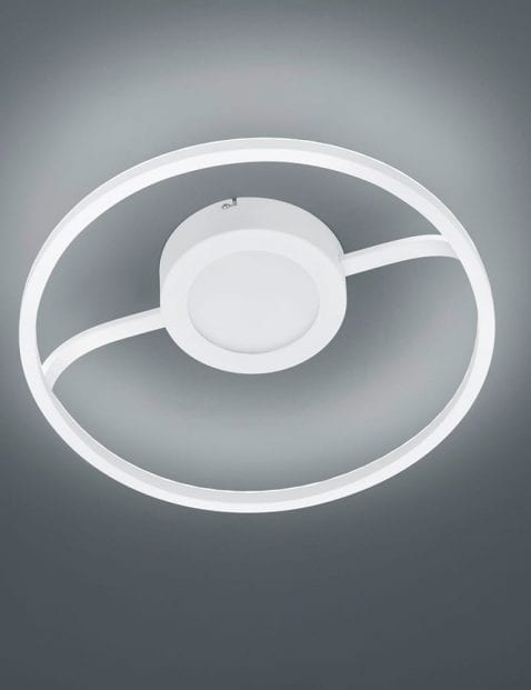 Witte-ronde-plafondlamp-3