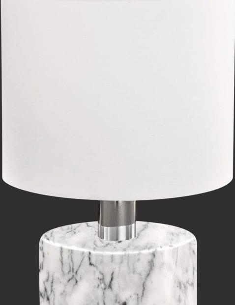 Witte-tafellamp-met-marmeren-voet-3