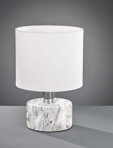 Witte-tafellamp-met-marmeren-voet-5