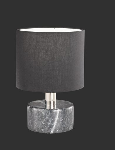 Zwarte-tafellamp-met-marmeren-voet-1