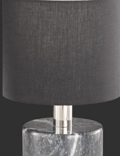 Zwarte-tafellamp-met-marmeren-voet-3