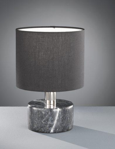 Zwarte-tafellamp-met-marmeren-voet-5