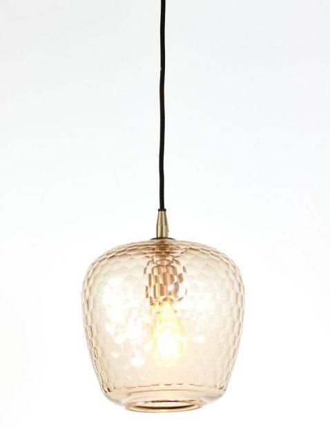 Doorzichtige hanglamp glas - 1988BR