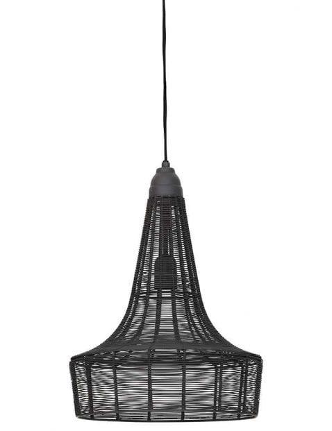 Cement grijze draadlamp