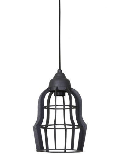 Design hanglamp donkergrijs
