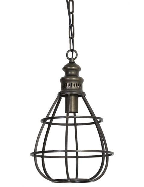 Druppel hanglamp industrieel