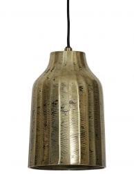 Goudkleurig hanglampje