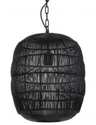Hanglamp woonkamer zwart