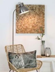 Industriële-zilveren-vloerlamp-1