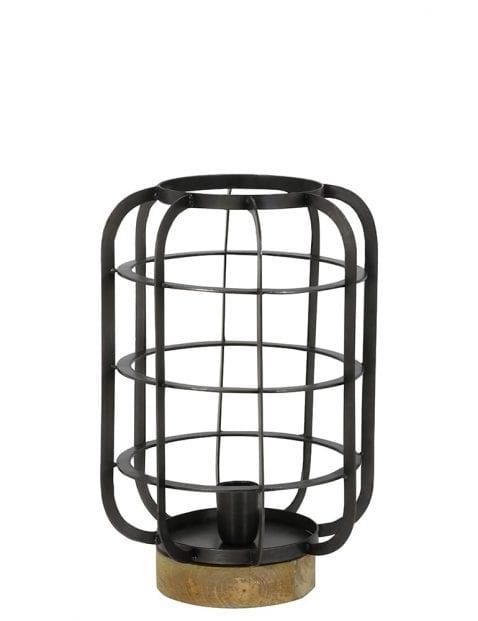 Landelijk-design-tafellampje-met-hout-1