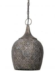 Oosterse bloemetjes hanglamp