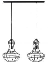 Sfeervolle industriële hanglamp