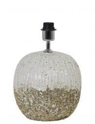 Stenen tafellamp landelijk