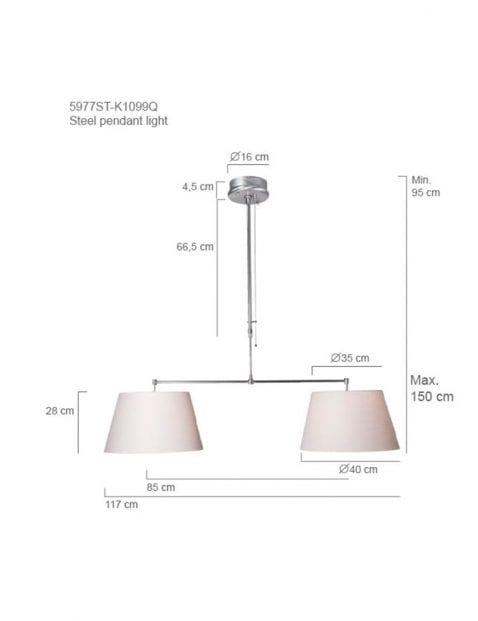 2-lichts-met-witte-kappen-40cm-9581ST-3