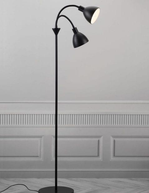 2-lichts-vloerlamp-zwart-2355ZW-4