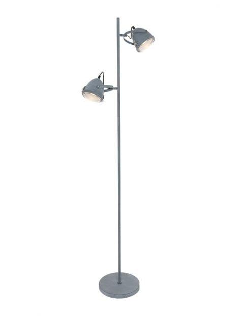 2lichts vloerlamp-1576GR