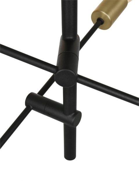 4-lichts-industriele-plafondlamp-1637ZW-4