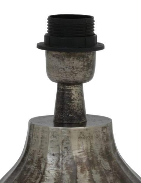 Aardewerk-lampenvoet-grijs-12cm-2073ZW-1